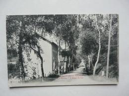 CPA 58 NIEVRE - Le MORVAN ILLUSTRE : Les Settons - L'Hôtel Du Lac - Otros Municipios