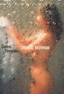 F88 / CARTE CPM Publicitaire PUB  Card Cart'com PUBLICITE  Chantal AKERMAN Exposition 2004 Fille Nue - Museum