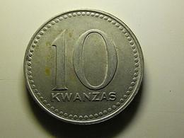 Angola 10 Kwanzas 1977 - Angola