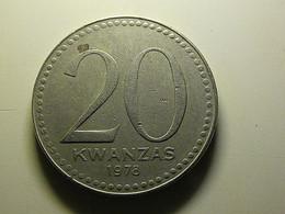 Angola 20 Kwanzas 1978 - Angola