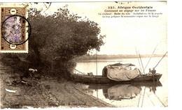 46717 - Comment  On Voyage Sur  Le Fleuve - Senegal