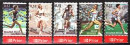 3520/24  Mémorial Van Damme - Série Complète - Oblit. - LOOK!!!! - Used Stamps