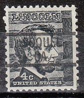 Locals USA Precancel Vorausentwertung Preo, Locals California, Soquel 839 - Precancels