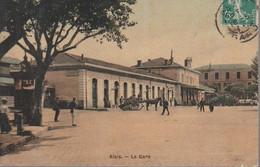 ALES - LA GARE - Alès