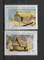 1971 - N° 493 à 494 **MNH - Hanbtats - Madagascar (1960-...)