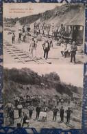 Largthalbahn Im Bau Bei Niedersept O. Els ( Le 18 07 1914) Hte-Rhin.France - Other Municipalities
