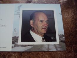 Doodsprentje/Bidprentje André Thery (Echtg Denise COENE) Elverdinge 1934-2000 Aalst     Rijkswachter Op Rust - Religion & Esotericism