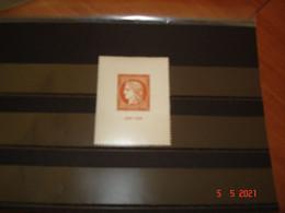 FRANCE  ANNEE 1949   NEUF  N° YVERT 841   EXPOSITION PHILATELIQUE INTERNATIONALE DE PARIS      TYPE DE 1849 - Collezioni (senza Album)