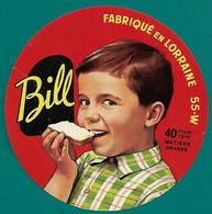 ETIQU. BILL 55-W MEUSE - Cheese