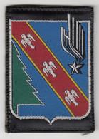 Insigne De Bras De La 4e Brigade Aéromobile ( Plastifié ) - Escudos En Tela
