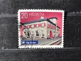 Zwitserland / Suisse - Spoorwegstations (20) 2018 - Usati