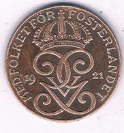2 ORE  1921  ZWEDEN /3782/ - Suecia