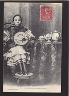 Indo Chine / Cochinchine, Saigon, Chinoise Aux Petits Peds (torture Volontaire !) - Other