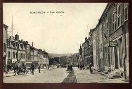55 - MONTMEDY - RUE MABILLE - EDITEUR E. ADNET - Montmedy