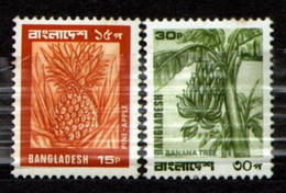 Bangladesh 1980 Mi 144-145 Views Of Bangladesh - MNH - Bangladesh