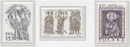 Poland 1997, Mi 3640, Adalbert Of Prague, Vojtech, BohemianmissionaryandChristiansaint **MNH - Unused Stamps