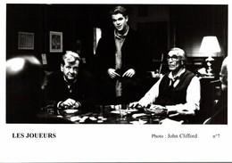 PHOTO FILM  LES  JOUEURS  Photo John Clifford - Other