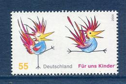 ⭐ Allemagne Fédérale - YT N° 2311 ** - Neuf Sans Charnière - 2005 ⭐ - Neufs