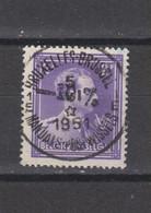 COB 724O Centraal Gestempeld Oblitération Centrale BRUXELLES Mandats Superbe - 1946 -10%