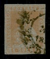 ANTICHI STATI  - TOSCANA - 1851 - 1 Soldo (2) - Usato - Cert AG - Unclassified