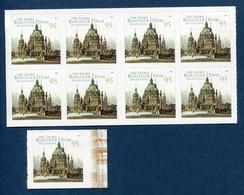 ⭐ Allemagne Fédérale - YT Carnet N° C 2271 ** - Dos Abimé - Neuf Sans Charnière - 2005 ⭐ - Booklets