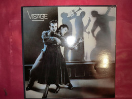 LP33 N°7846 - VISAGE - FADE TO GREY - 2490 157 - MADE IN FRANCE - TRES BON ALBUM - ELECTRO POP NEW WAVE SYNTHE - Rock