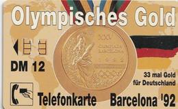 256b * TELEFONKARTE O498 * OLYMPIA GOLD * 12,00 MARK * VOLL * 20.000 STÜCK **!! - Unclassified