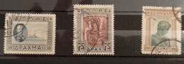 Greece 1933 REPUBLIC ISSUE USED VERY FINE - Usados
