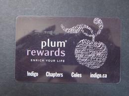 Plum Rewards - Unclassified
