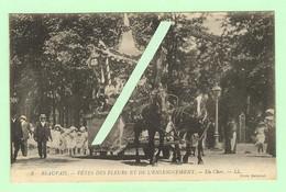 K642 - BEAUVAIS - Fêtes Des Fleurs Et De L'enseignement - Un Char - Beauvais