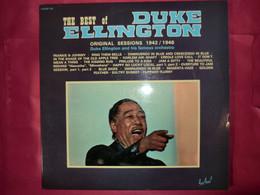 LP33 N°2151 - DUKE ELLINGTON - 130 - MU 222 - 2 LP'S - TOP POUR DEMARRER - Jazz