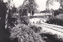 Carte Photo - Accident Locomotive - Otros
