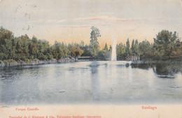 Cartolina - Postcard /  Viaggiata - Sent /  Cile - Santiago, Parque Cousino. - Cile