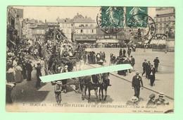 K649 - BEAUVAIS - Fêtes Des Fleurs Et De L'enseignement - Char De Marissel - Beauvais