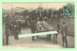 K655 - BEAUVAIS - Fêtes Des Fleurs Et Des Ecoles - Entrée Du Défilé Au Jeu De Paume - Beauvais