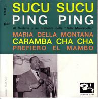 PING PING FR EP - SUCU SUCU + 3 - Musiche Del Mondo