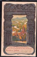 DR., Privatganzsache PP19-D14/02, Gelaufen. - Stamped Stationery