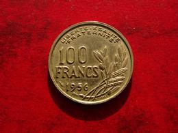 100 Francs 1956   Belle Pièce - N. 100 Francs