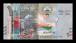Kuwait 1 Dinar 2014 Pick 31 SC UNC - Kuwait