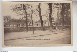 RT31.968  MANCHE . CHERBOURG.ARSENAL DE LA GUERRE.N° 100 EDITION L.RATTI NOUVEAUTES. - Cherbourg