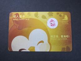 Guangzhou Grandview Aquarium Adult Gold Card - Unclassified