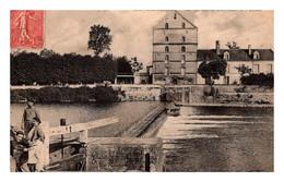 Montrichard - Le Moulin De Faverolles Et L'Ecluse - Montrichard