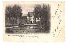 BURY - Le Château De Bitremont - Envoyée En 1903 - édit Courtin Jourdoit - K - Péruwelz