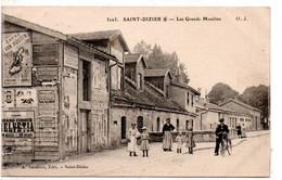 Saint Dizier - Les Grands Moulins  - CPA° - Saint Dizier