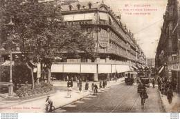 D31  TOULOUSE  La Rue D'Alsace Lorraine - Vue Plongeante - Toulouse