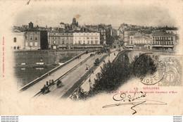 D31  TOULOUSE  Le Pont Neuf Pris De L'Ancien Château D'Eau - Toulouse