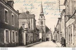 D72  PRÉCIGNÉ  Rue Du Pé   ..... - Sonstige Gemeinden