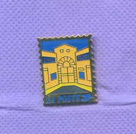 Rare Pins La Poste Joinville Polangis R641 - Correo