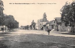35-LA-GUERCHE-DE-BRETAGNE- VUE GENERALE DU CHAMP DE FOIRE - La Guerche-de-Bretagne