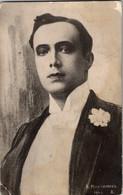 Russia Imperial Tsarist 1916 Vladimir Maksimov Theater And Silent Film Actor - Actors